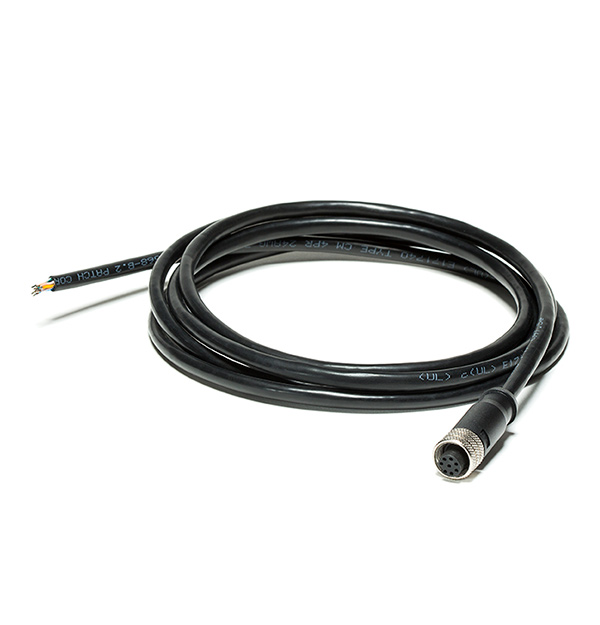 Cable, M12 to Pigtail (T128391ACC)